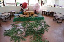 走进非洲-埃塞俄比亚南部酒店里的coffee ceremony
