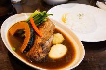 #冬日的幸福感美食#冬季的札幌,不能不吃的汤咖喱
