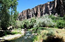 树荫、流水、山谷,伊赫拉拉峡谷徒步