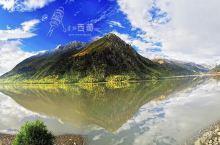 川藏南线上最美的堰塞湖一八宿然乌湖