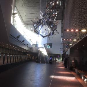 赫尔辛基音乐中心旅游景点攻略图