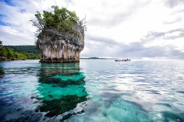南太平洋航海日志(10)5美金玩转世界上幸福指数最高的国家