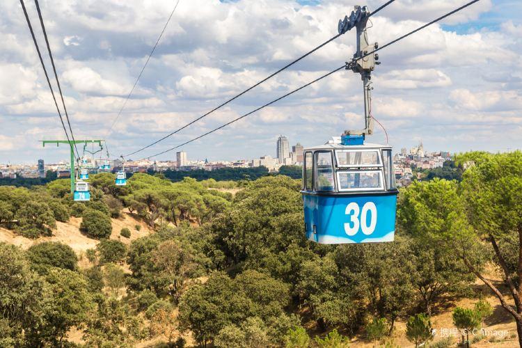 Teleférico de Madrid2