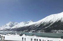 雪中然乌湖