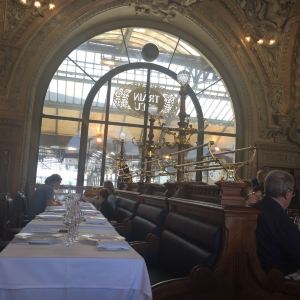 蓝色列车餐厅旅游景点攻略图