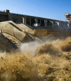 [黄河游览区游记图片] 青铜峡黄河大峡谷一日游