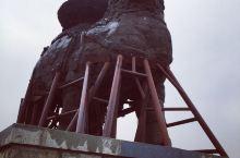 沧州有只32吨的铁狮子