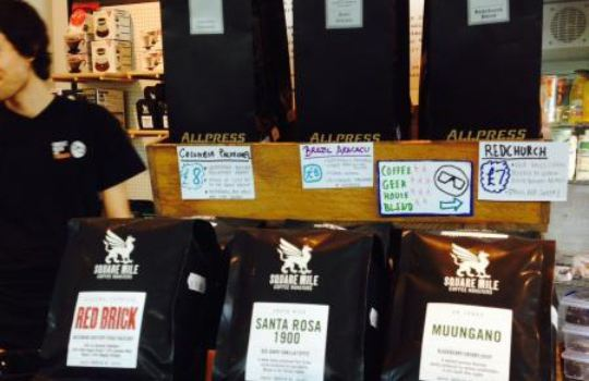 Coffee Geek and Friends - Specialty coffee1