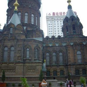 索菲娅俄罗斯教堂旅游景点攻略图