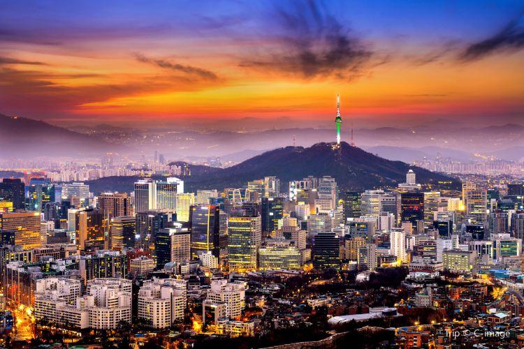 N Seoul Tower4