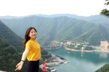 #猫猫在路上# 东江湖的观景台