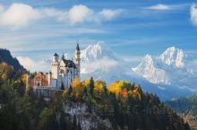 欧洲最美秋景大搜罗!带上你的少女心,走进一个梦幻般的金色童话世界