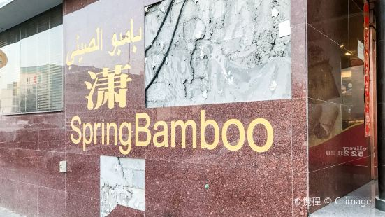 Spring Bamboo Chinese Restaurant
