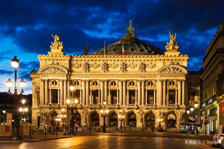 巴黎歌劇院廣場1