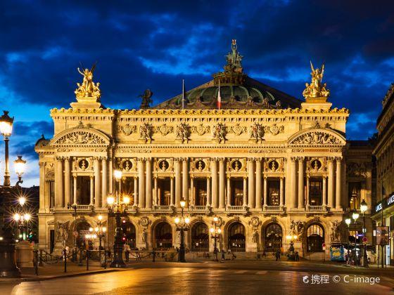 La galerie de l'opéra de paris