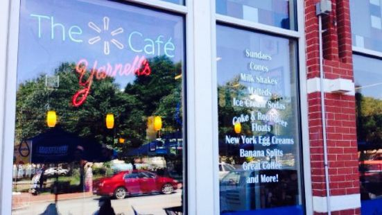 The Spark Cafe