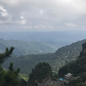 天柱峰旅游景点攻略图