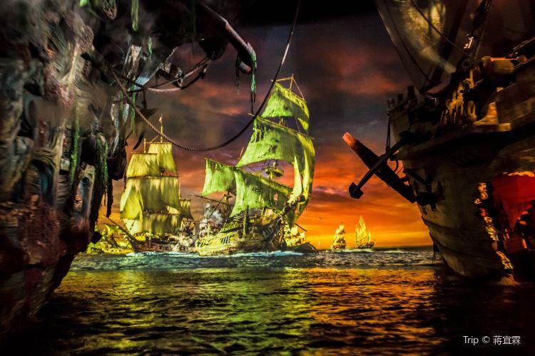 캐리비안의 해적 - 가라앉은 보물의 전투2