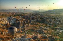 飞翔的小镇--格雷梅热气球体验