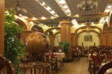 高大上的名族餐厅