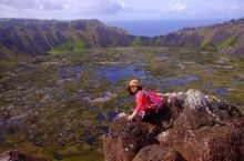 坐在火药桶上和坐在火山口上有什么区别?