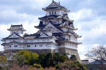 日本古城之姬路城