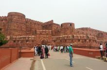 Agra Fort,一代帝王晚年的监狱