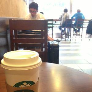 Starbucks Coffee, Kyoto Tower旅游景点攻略图