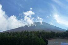 2017年9月25日中午富士山上五合目
