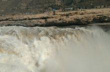 黄河冰峰、壶口瀑布