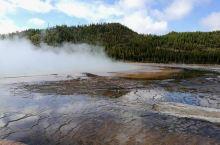 最美地球表面一一大棱镜温泉