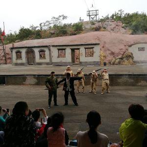 龙山蜡像馆旅游景点攻略图