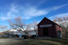 迷人的中土世界【格林诺奇】 格林诺奇是一个人口只有近400人的小镇,位于瓦卡蒂普湖最北端,离皇后镇仅
