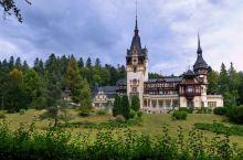 世界文化遗产 世界十大最美城堡之一 ~ 罗马尼亚 佩勒斯城堡