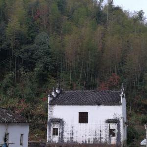 源头古村旅游景点攻略图