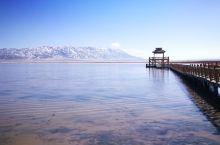 西部行42——能够预报天气的伊吾幻彩湖