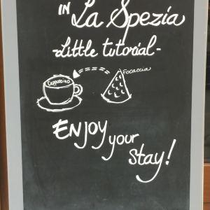 Orange Cafe La Spezia旅游景点攻略图