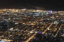 俯览吉达夜景与全球最高的喷泉⛲️