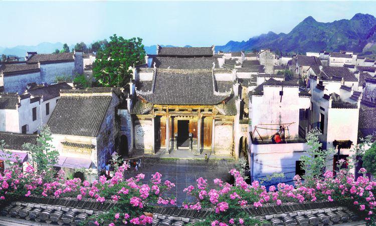 난핑(남병) 관광지구2