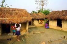 上午九点,我们开始奇达旺第五个旅游项目:参观塔奴村落,感受当地原生态气息,1个小时。 塔奴村落就在酒