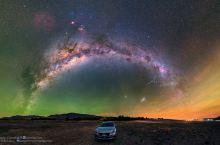 遇见『特卡波湖』   带着最纯净的心灵,来世上最美的星空小镇仰望银河