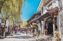 别再只知道丽江古城了!云南这10个古色古香的小镇,看到第几个心动了?