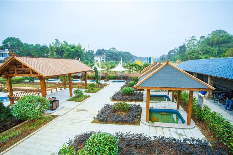 Hongtian Kangyi Hot Spring Mountain Villa4