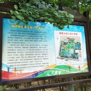 瀛洲公园旅游景点攻略图