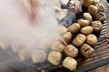 元阳哈尼梯田美食篇!牛角寨特色烤豆腐烤肉