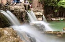 #嗨翻小长假#豫山豫水,遇见最美的红石峡