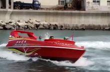 激情夏日,飞艇小哥,带你感受来自新西兰的喷射快艇