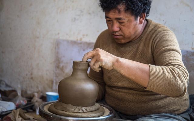 一件藏黑陶出租北京博物馆,年租15万,文化传承走出深山