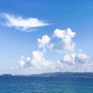 鼓浪屿沙滩旅游景点攻略图