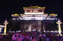 2018年7月战高温夜游襄阳古城